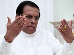 """Leave My Country Alone"": Lankan President's Message To ISIS After Blasts"