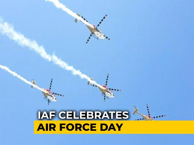 Video : Air Force Celebrates Its 86th Anniversary Today