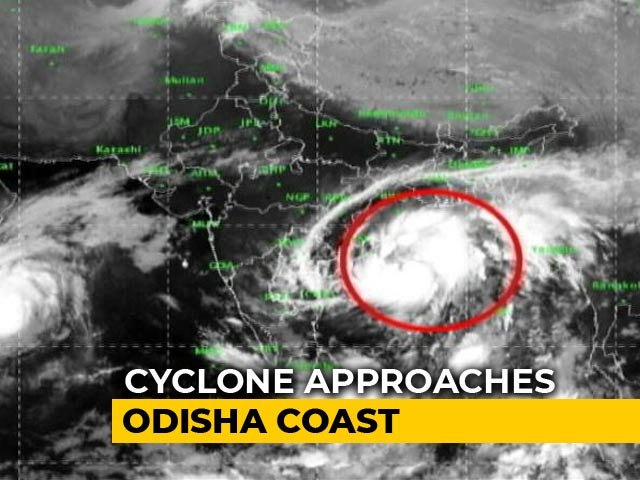 Video : Titli To Turn Into Severe Cyclonic Storm By Noon, Odisha On High Alert
