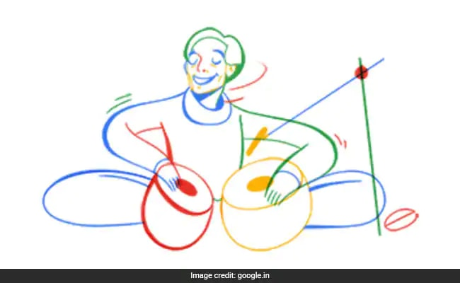 lachhu maharaj, लच्छू महाराज, Pandit Lachhu Maharaj, Lachhu Maharaj google doodle, lachhu maharaj birth anniversery, lachhu maharaj 74th birthday, lachhu maharaj ke bhajan, lachhu maharaj man phula phula phire jagat mein,  lachhu maharaj kathak in hindi