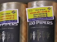 Message In A (Liquor) Bottle For Madhya Pradesh Voters Pulled After Row