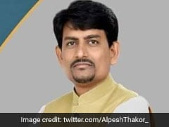 Gujarat By-Election Result 2019: BJP Nominee Alpesh Thakor Loses From Radhapur