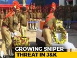 Video : Terrorist Snipers With Night-Vision Gear Big Threat To VIPs In Kashmir