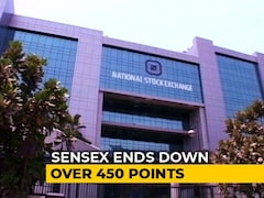 Video: Sensex Closes 463 Points Lower, Nifty Holds 10,300