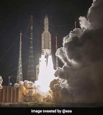 European-Japanese Space Mission Takes Off To Explore Mysteries Of Mercury