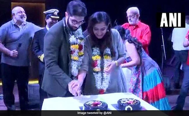On Board India's First Luxury Cruise Ship, Mumbai Couple Says, 'I Do'