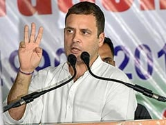 Fearing Attacks, Women Are Afraid To Step Out In India, Says Rahul Gandhi