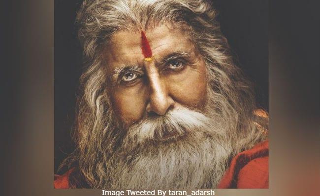 Amitabh Bachchan's Birthday Gift To Us - His First Look From Chiranjeevi's Sye Raa Narasimha Reddy