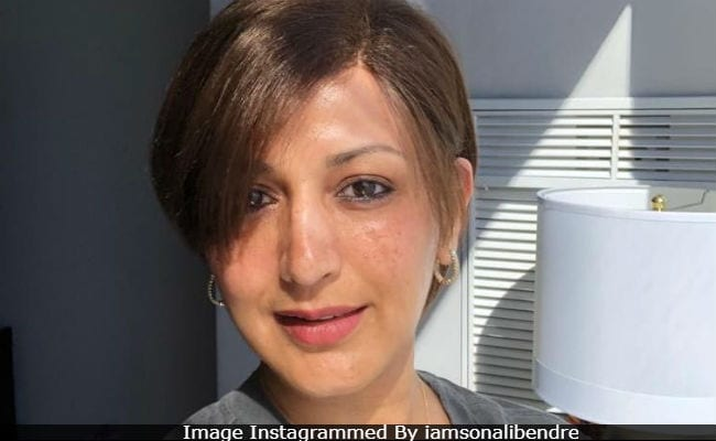 'Switch On The Sunshine:' Sonali Bendre Lights Up Instagram With Her New Look