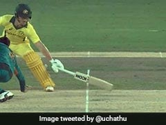 """Maybe 3rd Umpire Pressed Wrong Button"": Controversial Run-Out Leaves Australian Players Fuming"
