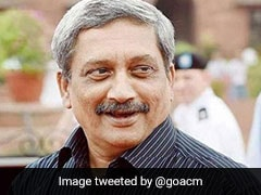 Goa Chief Minister Manohar Parrikar's Health Improving, Says His Office