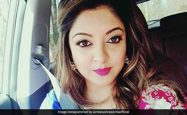 Tanushree Dutta Reaches Out To Women Commission Against Nana Patekar