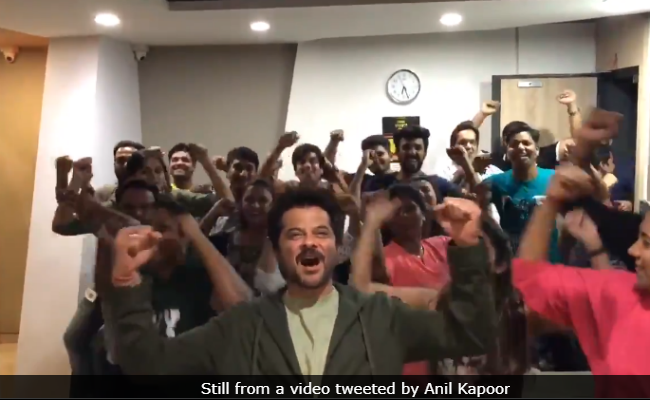 This Video Of Anil Kapoor Dancing To My Name Is Lakhan Will Make You Go Dhina Dhin Dha