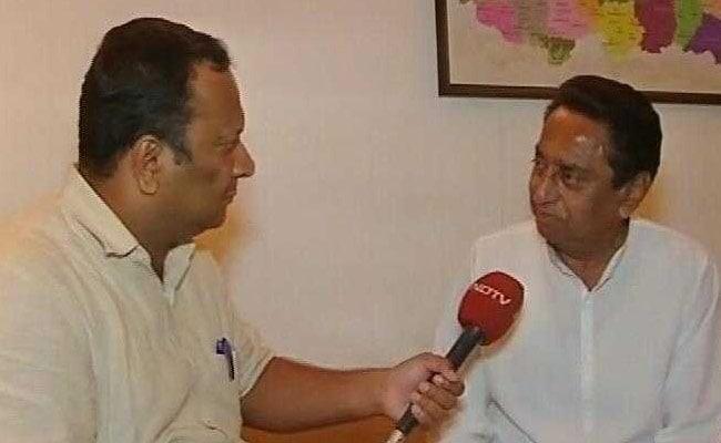 Mayawati's Exit Won't Hurt, In Talks With Akhilesh Yadav: Kamal Nath