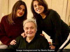 Rishi Kapoor's Grey Hair Look Explained. Nothing To Do With His Health