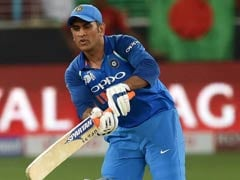 MS Dhoni Is My Favourite Indian Cricketer, Says Pakistan