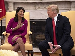 Nikki Haley Quits As UN Ambassador, Won't Run For President In 2020