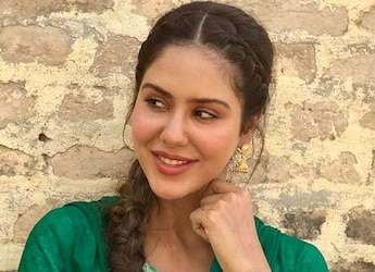 Punjabi Actor Sonam Bajwa Is All Of Us After A Cheat Day