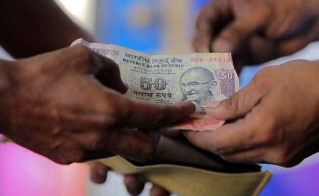 Rupee Ends At 69.10 Against Dollar