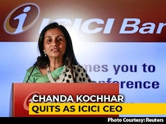 Video: Chanda Kochhar Quits As ICICI Bank CEO, Sandeep Bakhshi Replaces Her