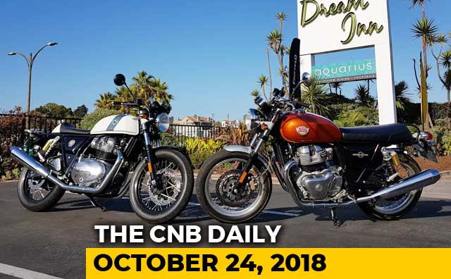 Video : BS6 Norms, RE 650 Bookings, Marazzo Apple Carplay
