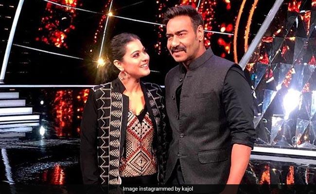 काजोल ने अजय देवगन का किया था बुरा हश्र, बताया- बेचारा...देखें Video