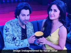 <I>Koffee With Karan 6</I>: Katrina Kaif And Varun Dhawan Are All Set To Have 'Great Conversations' On Karan Johar's Show