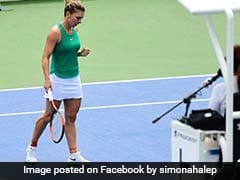 Simona Halep Basks In WTA Rankings Lead Glory