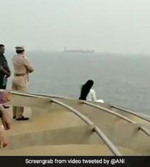 'Wasn't Dangerous': Devendra Fadnavis' Wife Apologises For Selfie On Ship