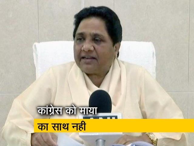 Videos : न्यूज टाइम इंडिया : राहुल बोले- BSP से गठबंधन न होने पर फर्क नहीं