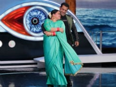 <I>Bigg Boss 12</I>, Day 20 : Bharti Singh And Salman Khan Are All Set To Tickle Your Bones
