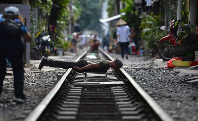 Colonial-Era Railway Doubles As Selfie Hotspot In This City