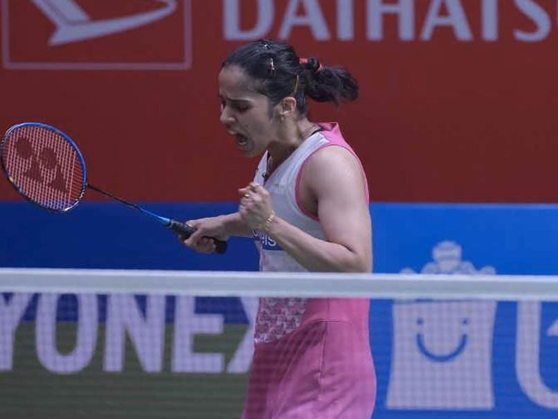 Denmark Open: Saina Nehwal Beats Gregoria Mariska To Cruise Into Final