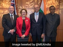 "India, Australia Hold ""2+2"" Secretary-Level Dialogue"
