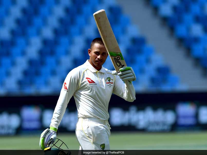 Pakistan v Australia: Usman Khawaja heroics salvage draw for Aussies
