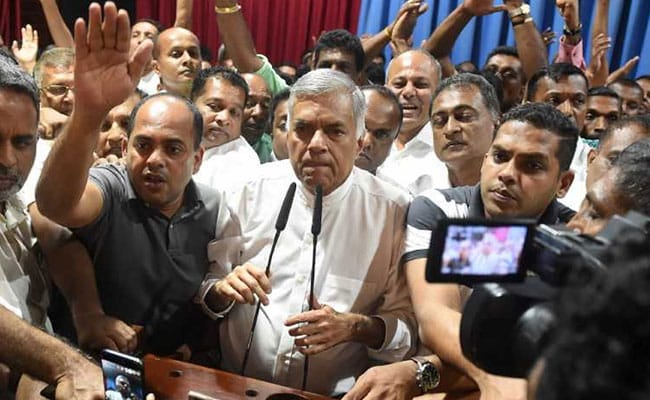 Observing, Not Interfering In Sri Lanka\'s Political Crisis, Says China