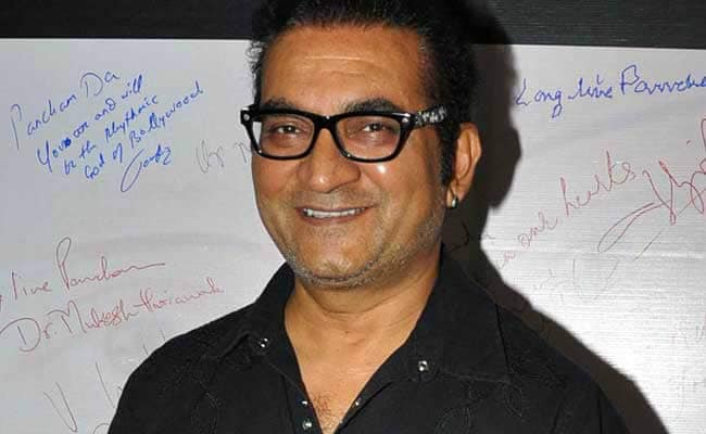 Abhijeet Bhattacharya Complains About Not Having Been Credited In Shah Rukh Khan Films Again