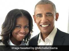 With Love, For Michelle: Barack Obama's Tweet On Wedding Anniversary