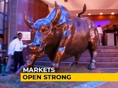 Video: Sensex Soars Nearly 700 Points, Nifty Above 10,400