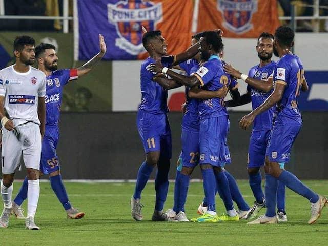Indian Super League: Mumbai City FC Beat FC Pune City In Maharashtra Derby