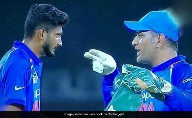 MS Dhoni ने विकेट के पीछे से इस गेंदबाज को कहा- थोड़ा आगे डाल, जिसके बाद हुआ था ये चमत्कार