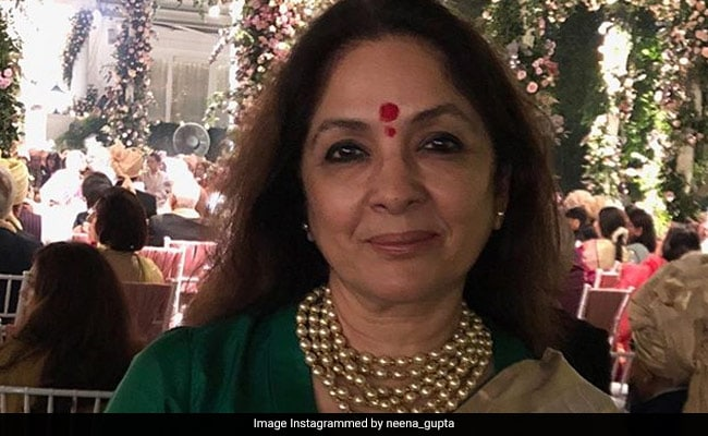 Neena Gupta: 'Portrayal Of Women In Indian Cinema Has Not Changed'