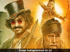 <i>Thugs Of Hindostan</i> New Poster: Aamir Khan And Amitabh Bachchan Are No Ordinary '<i>Thugs</i>'