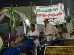 Farmers End Protest After Delhi Midnight March, Schools Shut In Ghaziabad