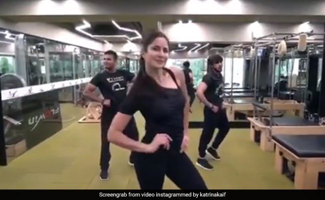 Want To Ace The Chogada Step? Take Notes From Katrina Kaif