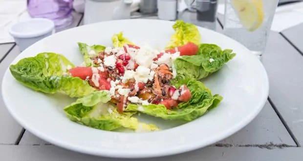 Pearl Barley Salad with Pomegranate and Avocado