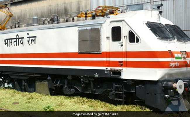 Railway Gets Its First Engine With 'Aerodynamic And Ergonomic Design'
