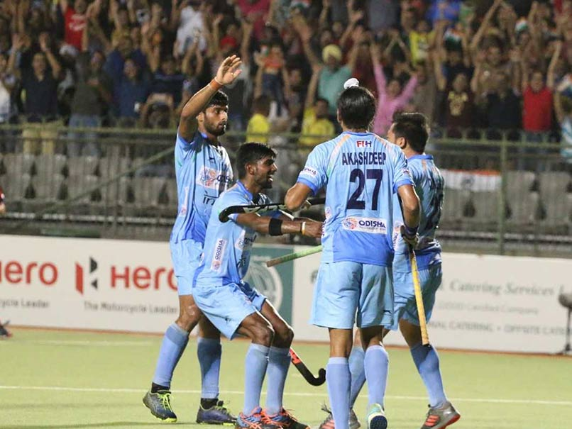 Asian Championship Hockey: India reached final to face Pakistan