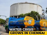 Video : Chennai Private Tankers Continue Strike. Over A Lakh Households Affected