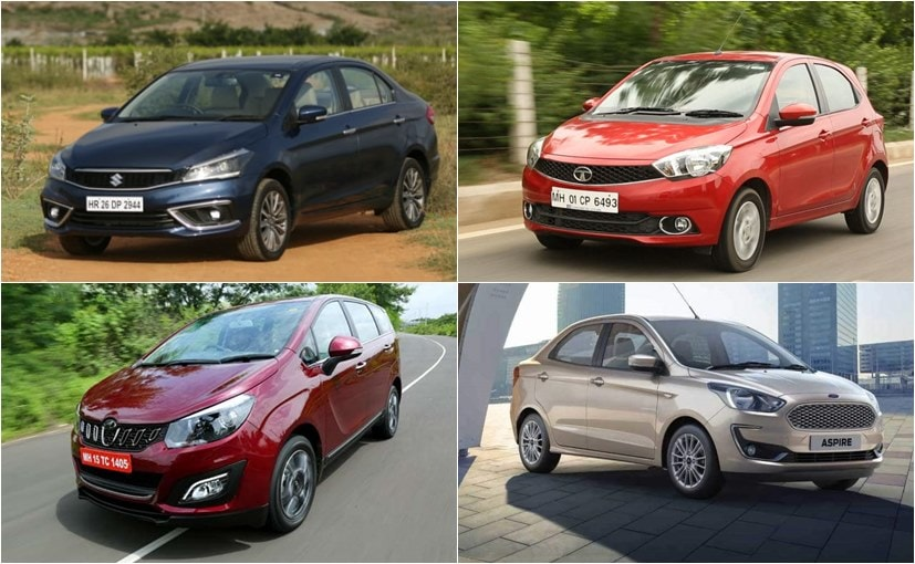 Tata Motors, Ford India register double-digit growth, while Maruti Suzuki & Mahindra's sales declined